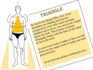 how to dress your body type, how to dress