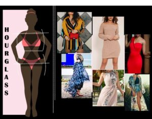 HOW TO DRESS FOR YOUR BODY TYPE, HOURGLASS BODY TYPE