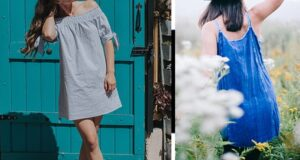 Dresses for fat people to look slim