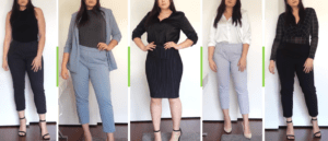 how to dress smart casual female