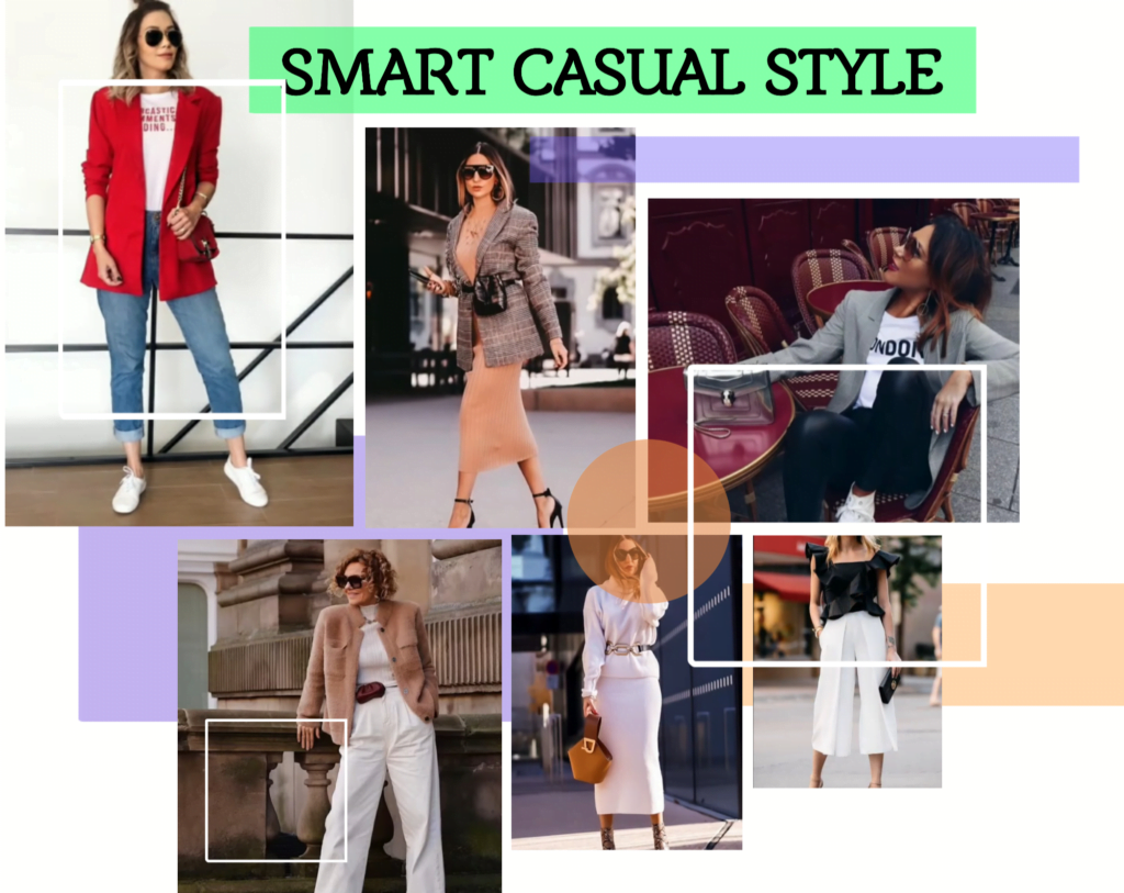 types of fashion style