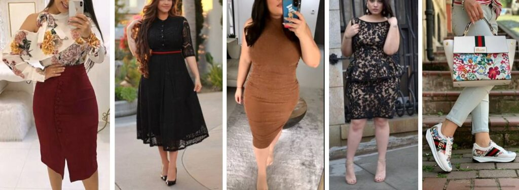 how to dress with an hourglass figure
